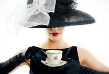 High Heels and High Tea Inspiration / Tea at the Townsend - March 22 - Noon-2 pm - Tickets: www.jlbham.org/estore