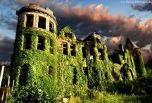 Left in Ruins / Abandoned places around the world.