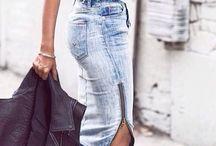 Dames fashion / Stoere, mooie kleding