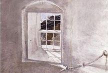 Andrew Wyeth / USA artist, realist