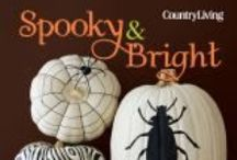 Decorating for Halloween / Do you like to decorate for Halloween? Here is a collection of spooktacular library items filled with crafts ideas and projects, both spooky and not, to get your home ready for your Halloween festivities.