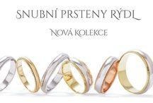 Snubní prsteny / Snubní prsteny kombinovatelné do tisíce variací. Je tak pouze na vás, jak budou vaše vysněné prsteny vypadat. www.snubniprsteny-lr.cz