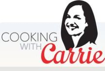 Cooking with Carrie / Carrie Madormo takes Midwest comfort food and turns it into healthy, family-friendly dishes. She lives in Shorewood with her husband and two children. Follow her blog at dietdeepdish.com.