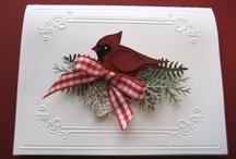 Cards - Christmas / by Nancy Hunt-Mcdonald