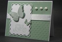 Cards - Butterflys / by Nancy Hunt-Mcdonald