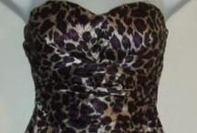 clothes. / dresses, outfits, fashion - whatever i like :)