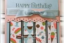 Cards - Birthday / by Nancy Hunt-Mcdonald