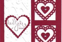 Cards - Hearts / by Nancy Hunt-Mcdonald