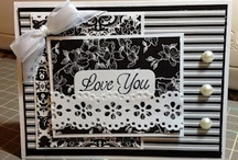 Cards - All About The Love / by Nancy Hunt-Mcdonald