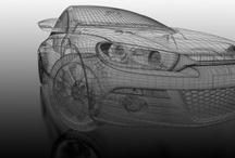 3D Models - Cars / it's a collaborative board