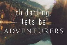 the adventures that await