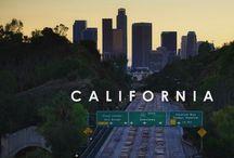 CALifornia / •California, the state on the coast•
