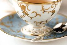Tea Time~ / grab a hot cup of tea, sit down, enjoy a book, and relax