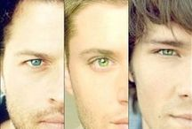 Supernatural<3  / One of my favourite TV shows. Period.