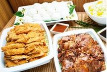 Catering / We have family meals, catering packages and appetizer platters to satisfy parties of any size.