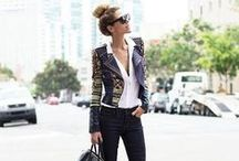 Work B*tch / Work fashion to inspire any business woman.