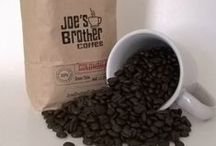 Joe's Brother Coffee / Joe's Brother Coffee, premium coffee for home brewing.