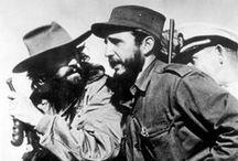 55 Años de #RevoluciónCubana / El pueblo de Cuba conmemora este 1 de enero el aniversario número 55 del triunfo de la Revolución, que fue encabezada por el Comandante Fidel Castro.