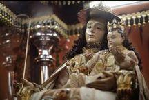 Divina Pastora: un peregrinaje de fe de 7,5 kilómetros en Venezuela / Unos lo hacen para dar las gracias a la Virgen por hacer posible el milagro de la procreación, otros por curas de enfermedades.