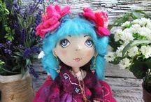 Marina__dolls / Мои куколки:)У каждой свой образ и настроение:)