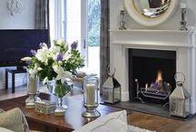 Fireplace Surrounds & Home Decor