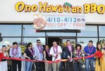 Ono Hawaiian BBQ @ Carson / Aloha! Our new location in Carson opens tomorrow!! We hope to see you there! --> 501 E. Albertoni Street, Unit# B-2 Carson 90746