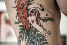 Tattooed. / by Megan Ashton Perez