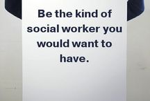 Social work / Future office stuff, ideas for the field & work.