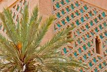 """Spring 2015 / Inspiration for Linell Ellis SP15 Collection:  """"A Place In The Sun"""" Linell takes a look at two places in the sun where colors and texture are prevalent. Morocco and a tropical Caribbean destination. The patterns, texture and colors from sand to art to architecture are similar in two completely different parts of the world."""