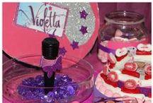 Candy Bar - Violetta pop-rock / Comunión Carla, Patricia y Sara