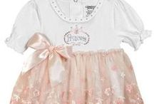 Ruffles-N-Lace / Girly, lacy designs to help your little angel look her best!