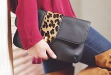 Alice. The Daring One / Linell Ellis Alice Clutch