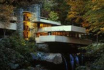 Frank Lloyd Wright / Architecture and Design by Frank Lloyd Wright