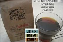 Offers @ JoesBrotherCoffee.com / Give-a-ways, Offers, Specials and Promotions on Joe's Brother Coffee website