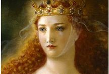 Eleanor of Aquataine / by KE HowardCC