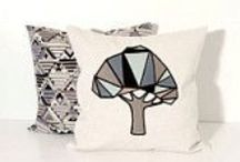 DECORATIVE  PILLOWS / Throw Cushion, Decorative Pillowcase, Designer Cover
