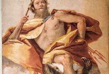 Divinità Romane / Dei, Dee, God, Goddess, Roman, Pagan