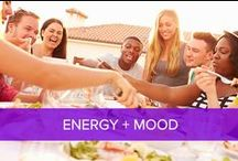 Energy & Mood / Revitalize! Discover optimal practices to improve your overall energy and mood.