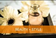 Beauty & Style / Get inspired with natural beauty and organic style alternative.