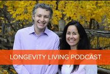 Longevityliving.com Podcast / Join Vic and Jeanette as the cover the many topics relating to longevity: Fitness & Performance, Healthy Eating & Nutrition, Energy & Mood, Relaxation & Recovery, Beauty & Style, and Longevity Science.