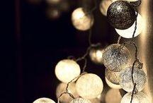 Light My World / Lámpások, füzérek, karácsonyi fények - imádom mindet!