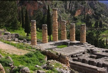 Delphi One Day Trip from Athens / Enjoy a small group #tour of #Delphi from #Athens #Greece #tours #travel Check more here: http://goo.gl/9FqNGr