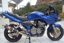 My SUZUKI 1450