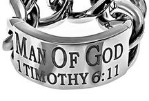 Rings for man of god