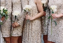 sequins and sparkles / anything that glitters, perfect for bridal showers, rehearsal dinners, and wedding fun!