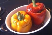 Eten / Mijn recepten. Kijk op http://heerlijkgezond.blogspot.nl/