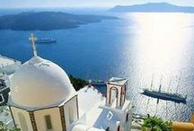 Santorini: The majesty of Cyclades / Santorini is a dreamy destination for people from all over the world. http://goo.gl/BY6evT