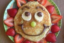 kids/ food, drawings, craft