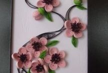quilling by Lili