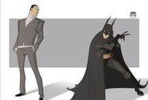 SUPER HEROES FAN ART
